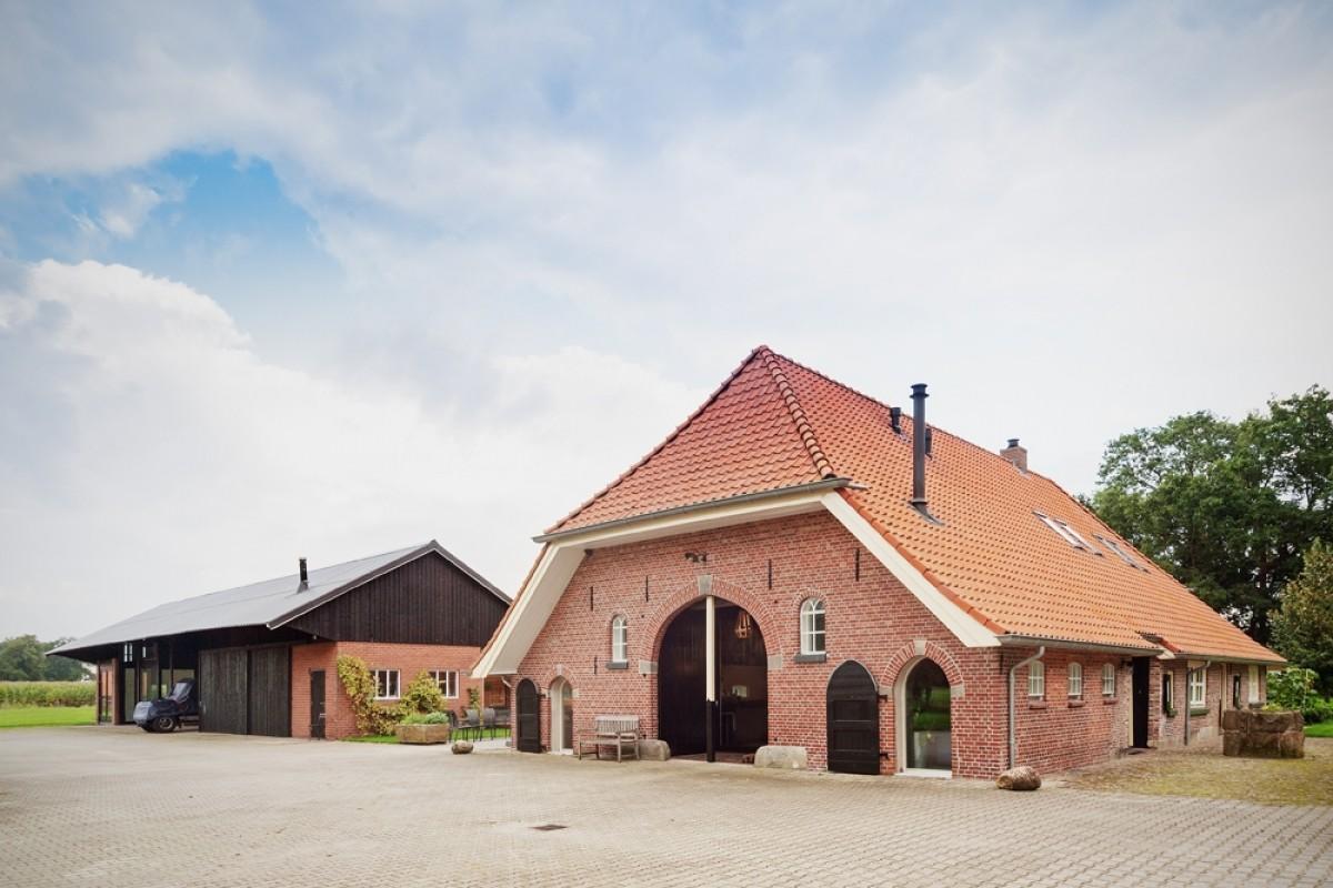 Schipperdouwesarchitectuur Renovatie Boerderij Twickel Laurens Kuipers Architectuurfotografie 9