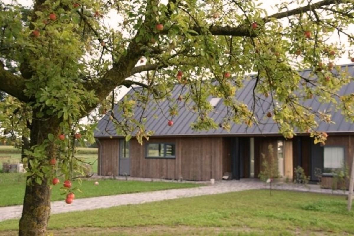 Schipperdouwesarchitectuur Schuurwoning Harfsen 1