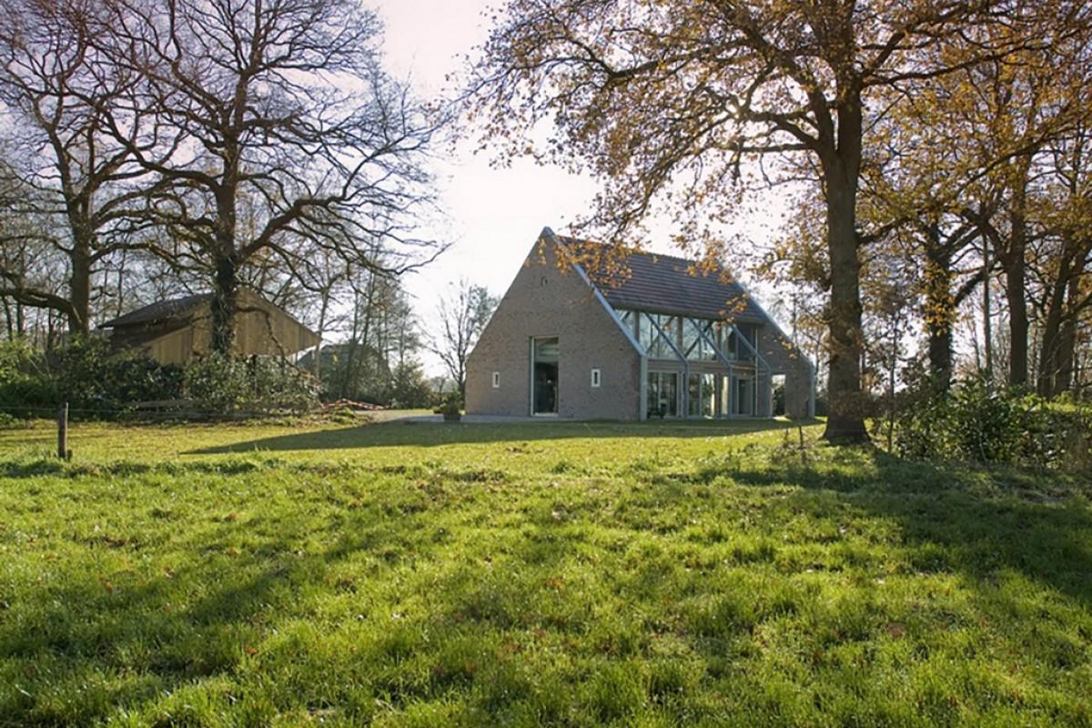Schipperdouwesarchitectuur Woning Langeveen Fotograaf Thea Van De Heuvel 1