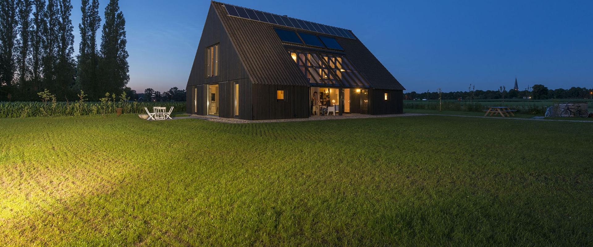 Schipperdouwesarchitectuur Duurzame Schuurwoning Delden Thea Van De Heuvel Hr (13)