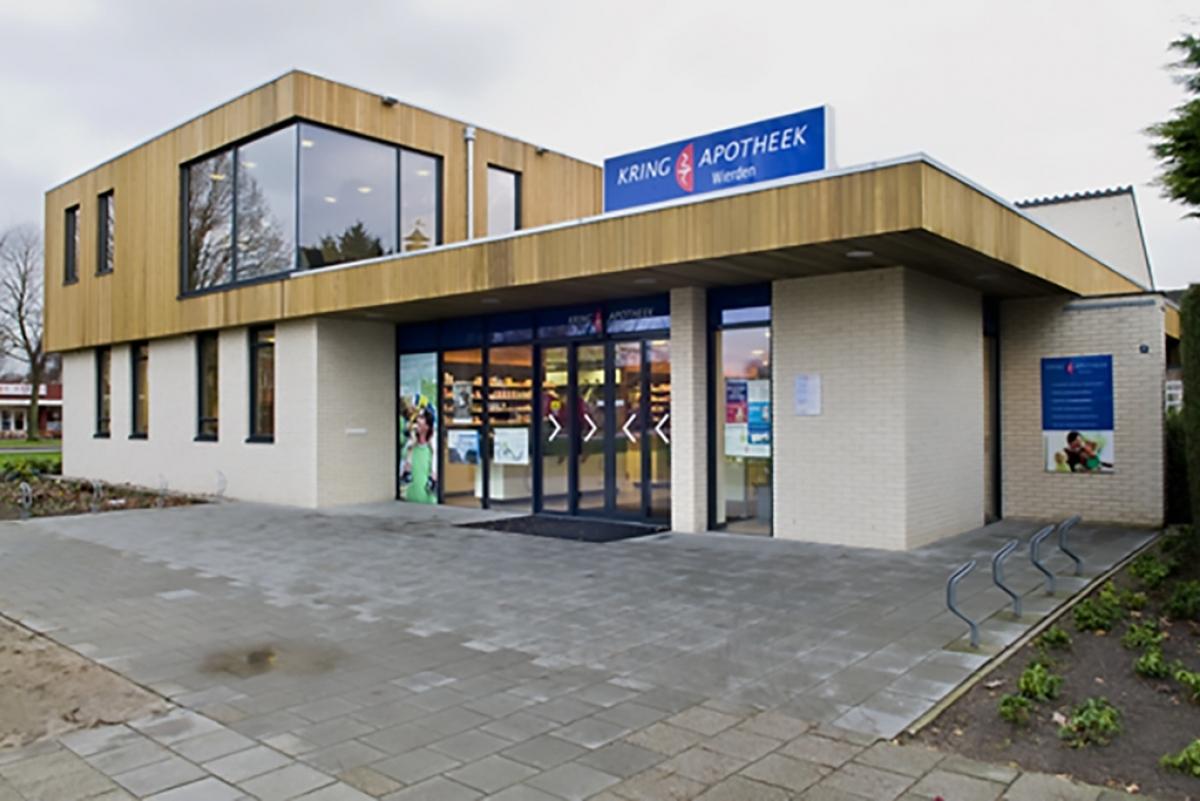 Schipperdouwesarchitectuur Apotheek Wierden 3