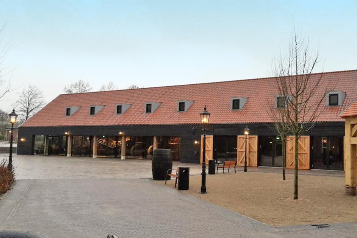 Bierbrouwerij Commanderieterrein Ootmarsum Schipperdouwesarchitectuur 2
