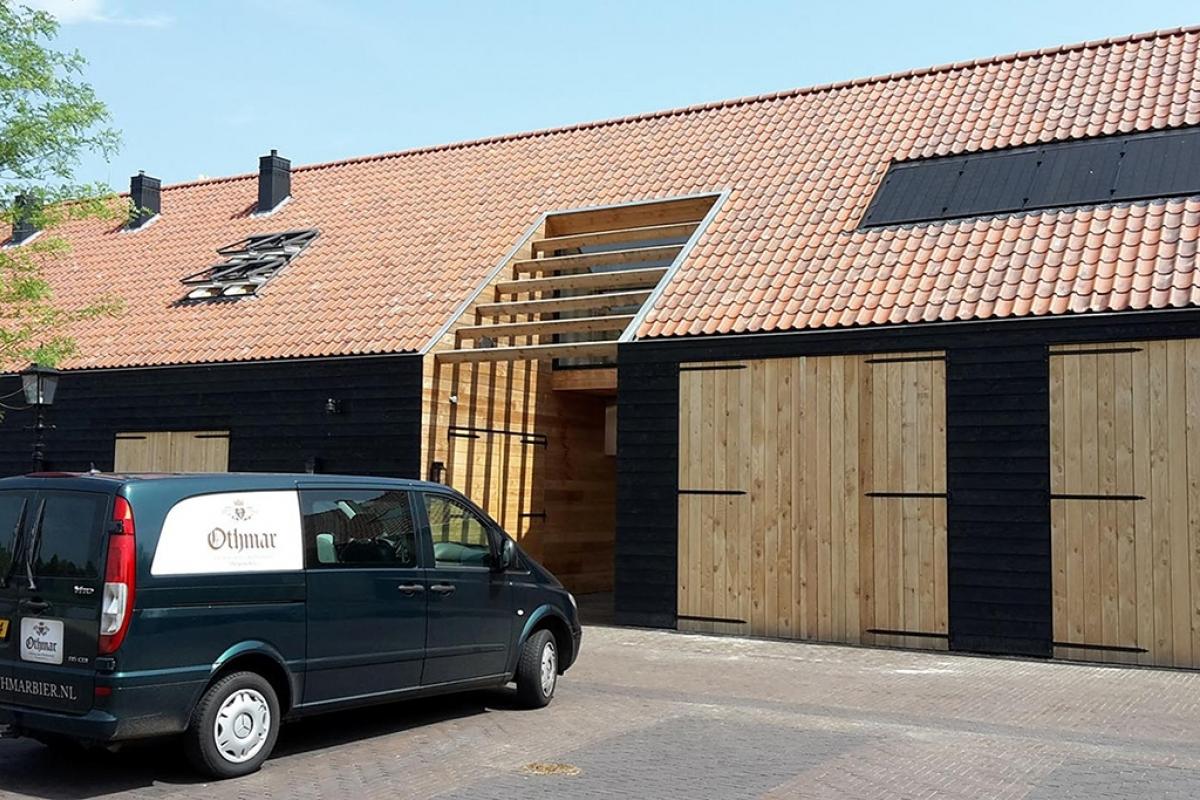 Bierbrouwerij Commanderieterrein Ootmarsum Schipperdouwesarchitectuur 5