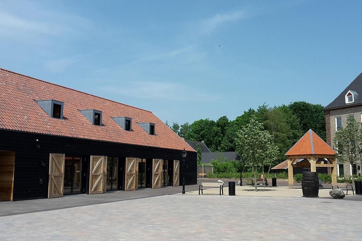 Bierbrouwerij Commanderieterrein Ootmarsum Schipperdouwesarchitectuur 7