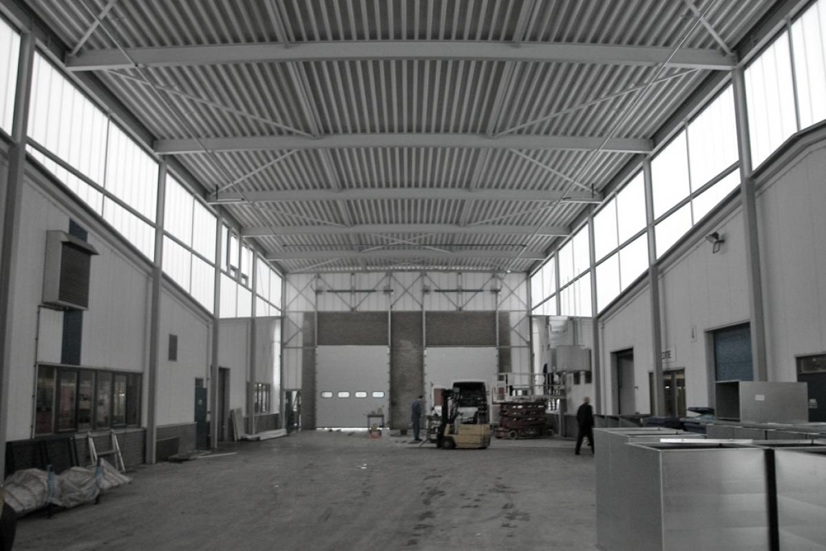 Schipperdouwesarchitectuur Brinks Metaal Vriezenveen 2