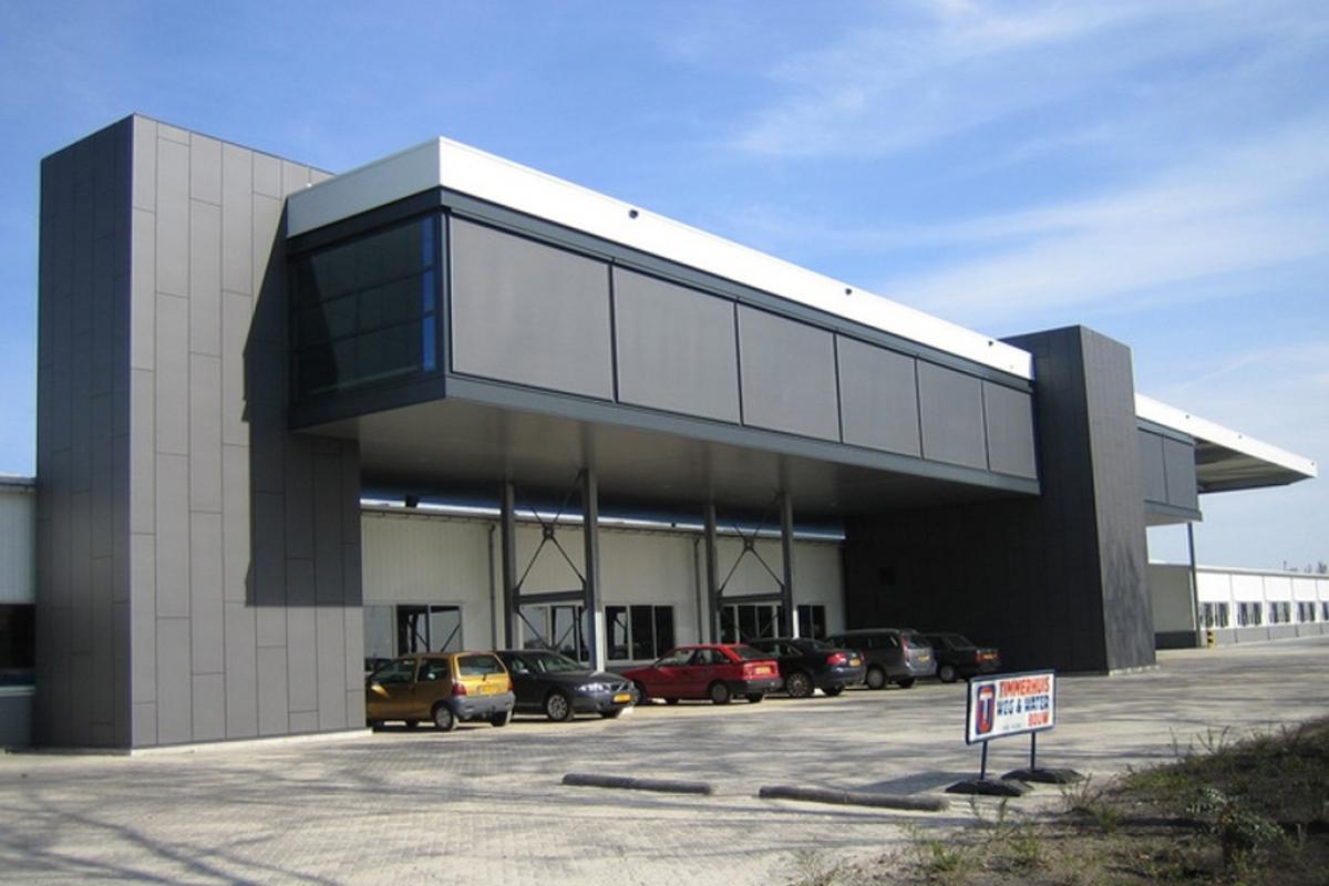 Schipperdouwesarchitectuur Brinks Metaal Vriezenveen 6