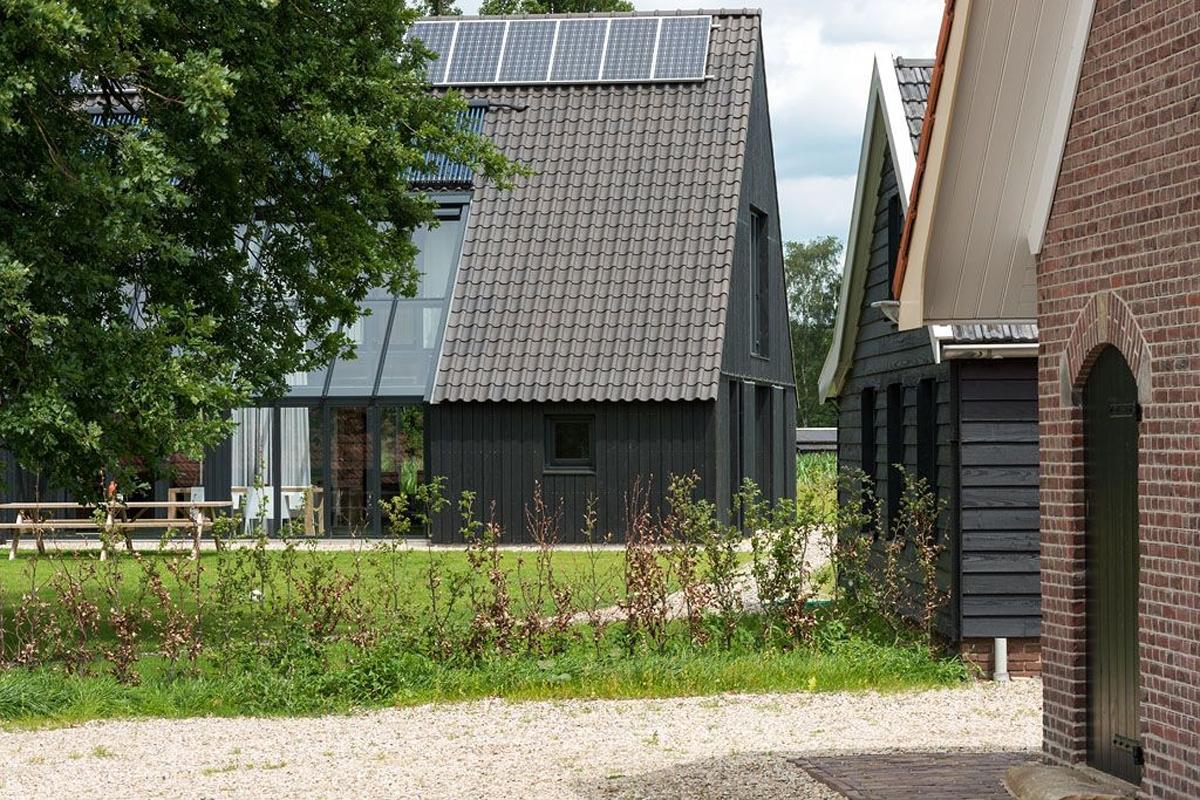 Schipperdouwesarchitectuur Duurzame Schuurwoning Delden Thea Van De Heuvel 17