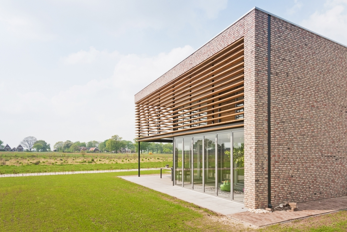Schipperdouwesarchitectuur Passiefhuis Wierden Laurens Kuipers Fotografie 5