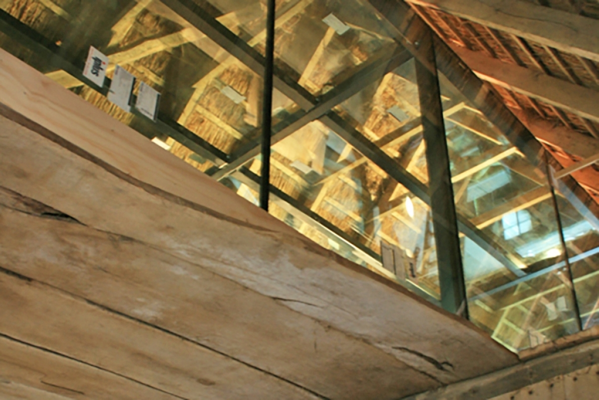 Hooischuur Vergaderruimte De Lutte Schipperdouwesarchitectuur 6