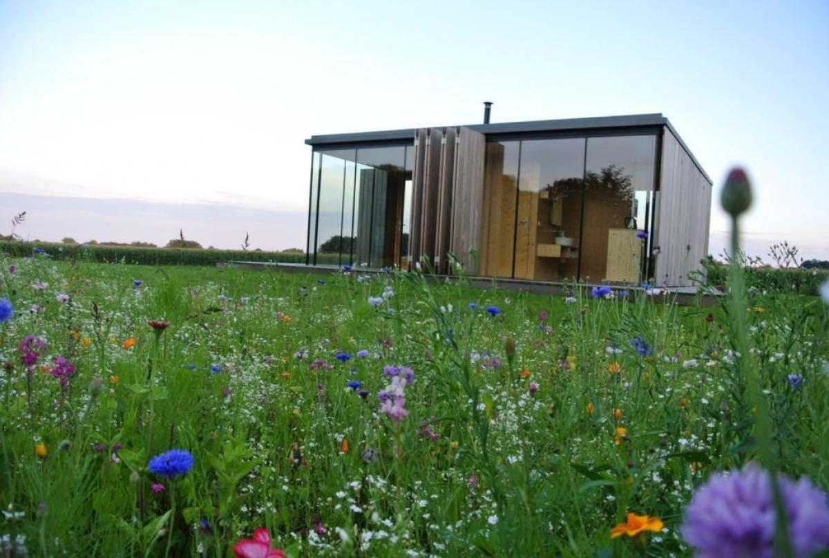 Tiny House Landschapkamer Natuurhuisje In Twente9 1024X688