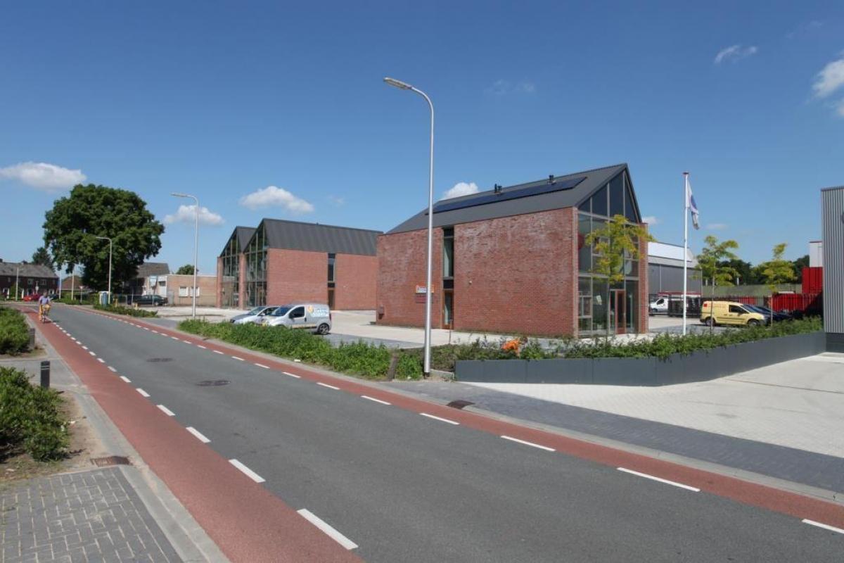 Schipperdouwesarchitectuur Ondernemersdorp Wierden 1