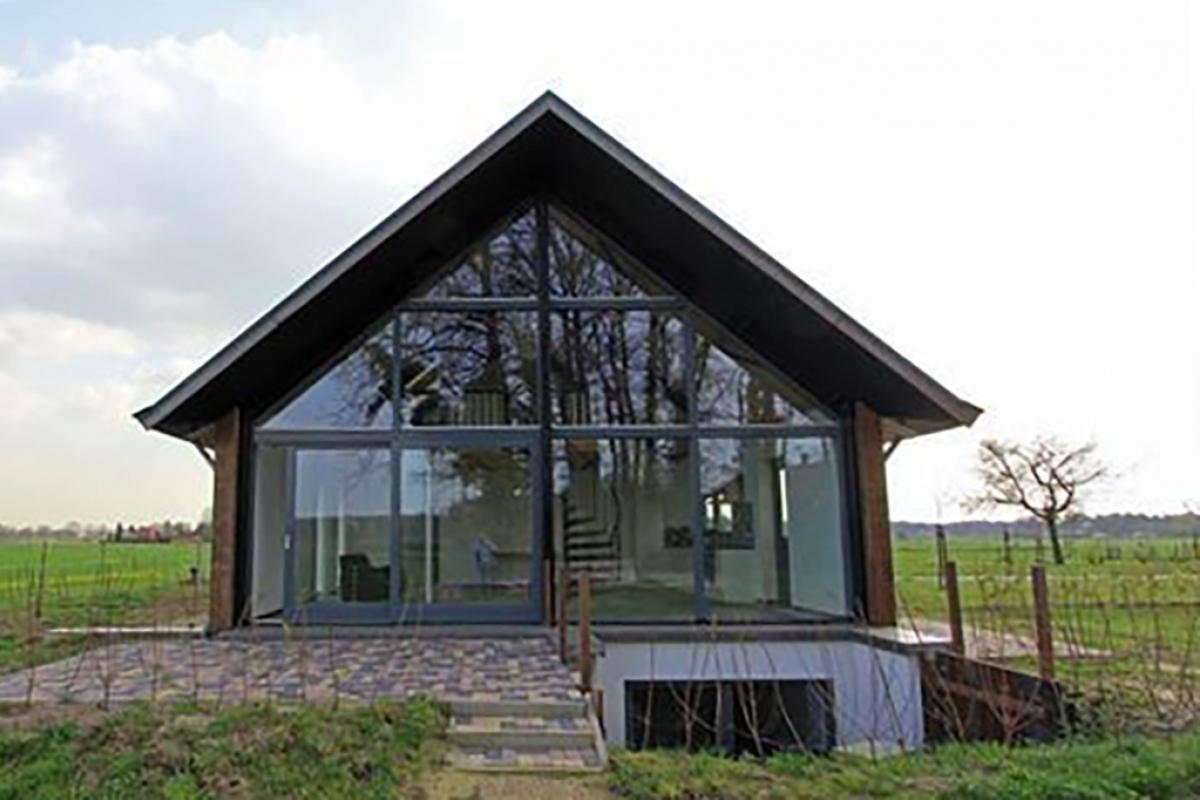 Schipperdouwesarchitectuur Schuurwoning Harfsen 5