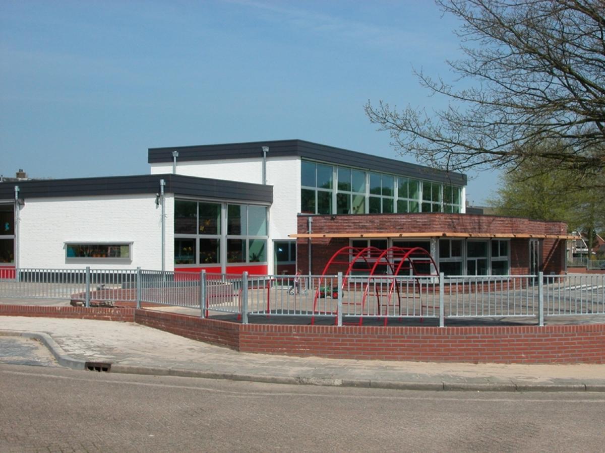 Sjaloomschool Wierden Schipperdouwesarchitectuur 14