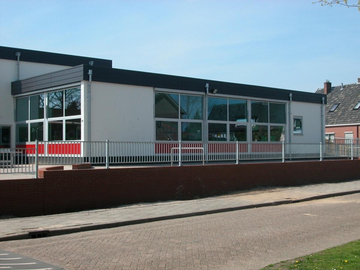 Sjaloomschool Wierden Schipperdouwesarchitectuur 16