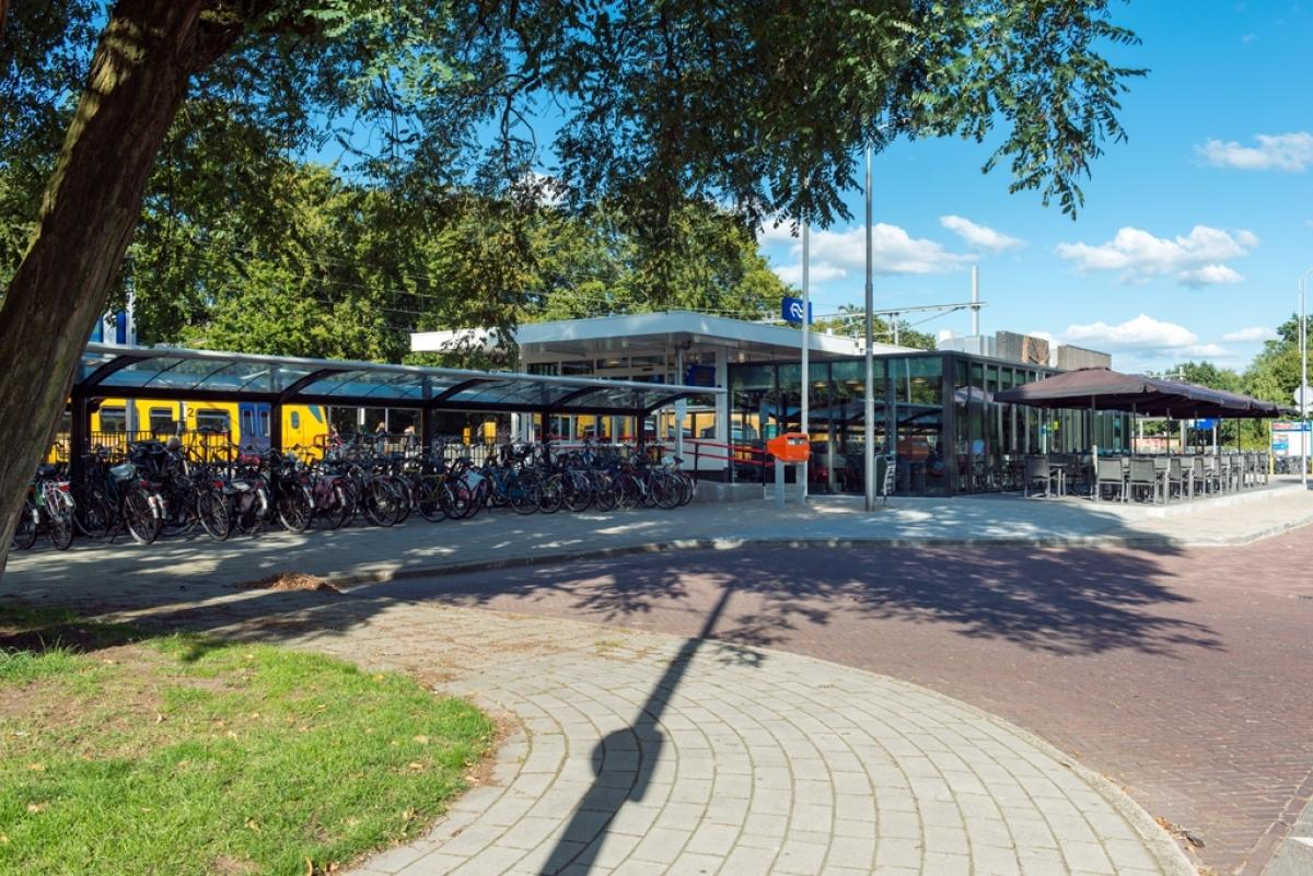 Schipperdouwesarchitectuur Station Wierden Thea Van De Heuvel 1