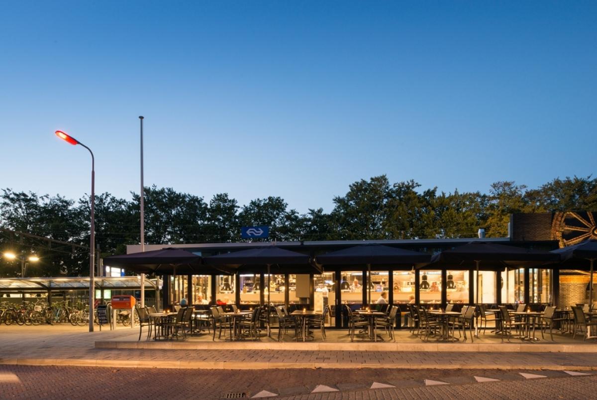 Schipperdouwesarchitectuur Station Wierden Thea Van De Heuvel 2