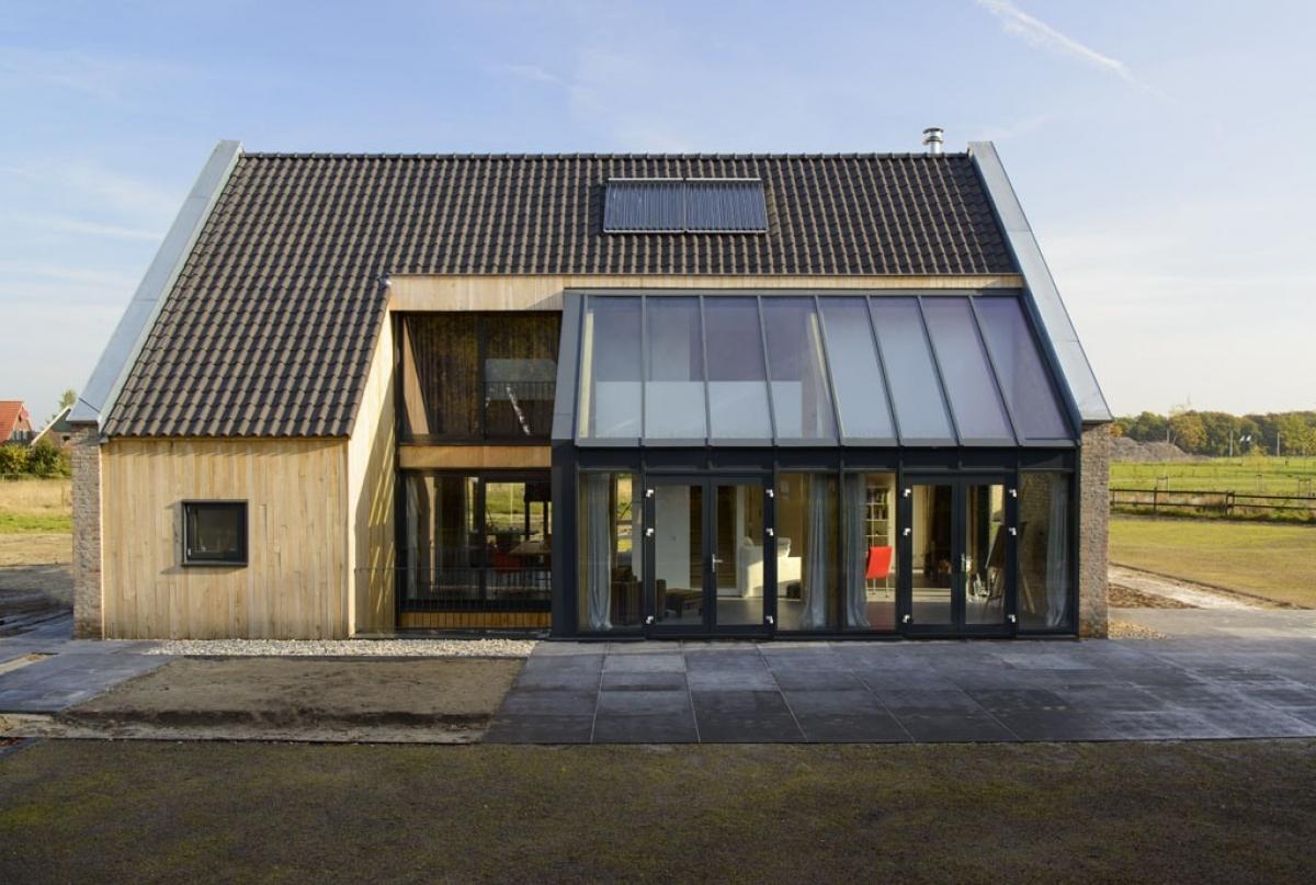 Schipperdouwesarchitectuur Woonhuis Haaksbergen 2