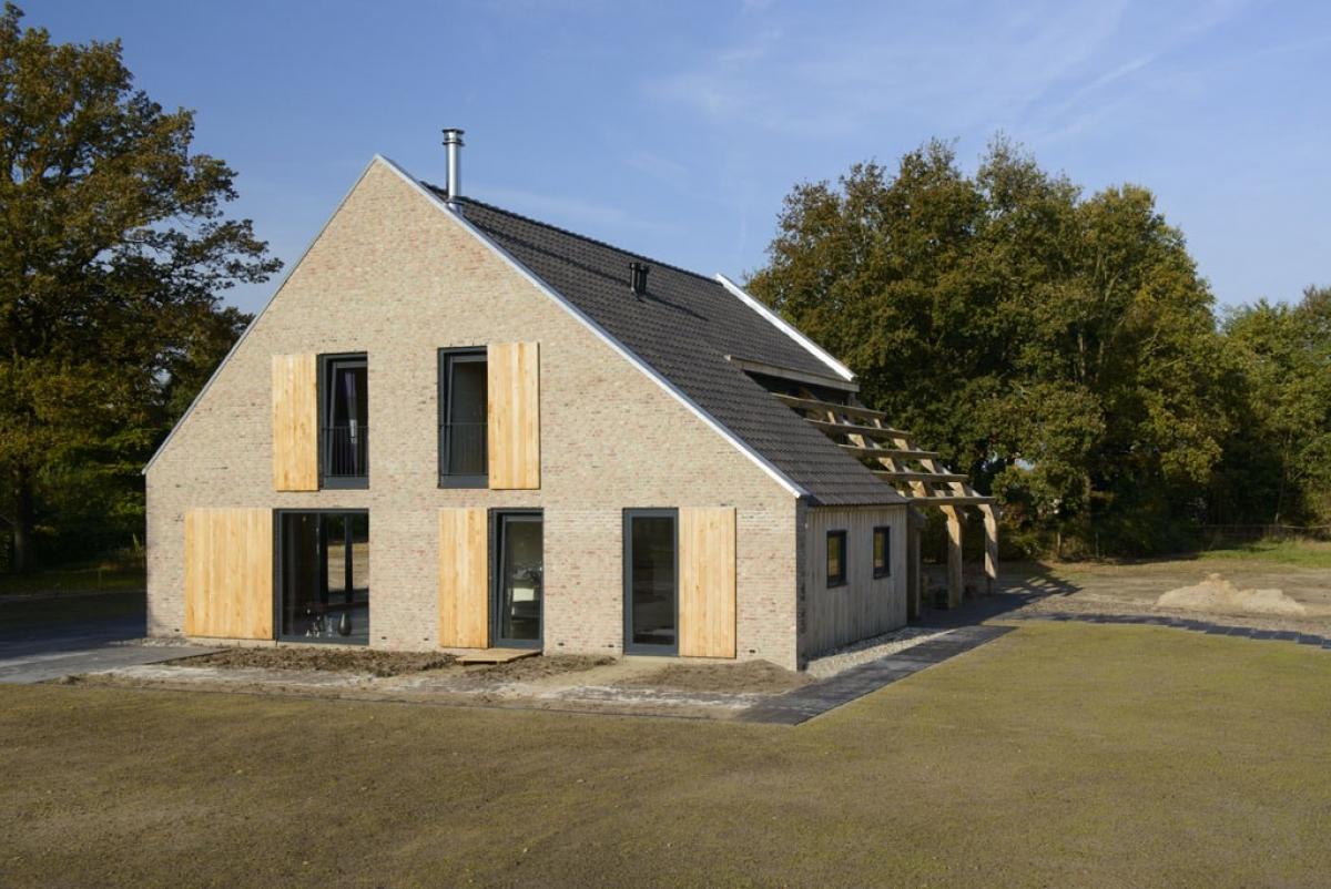 Schipperdouwesarchitectuur Woonhuis Haaksbergen 3