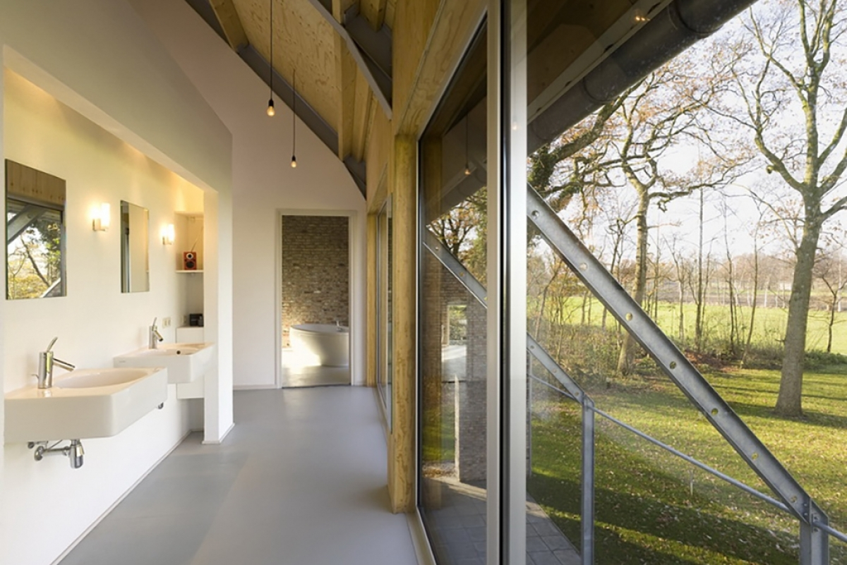 Schipperdouwesarchitectuur Woning Langeveen Fotograaf Thea Van De Heuvel 6